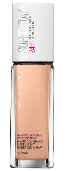 Fond de ten Maybelline New York Superstay 24H, 40 Fawn, 30 ml